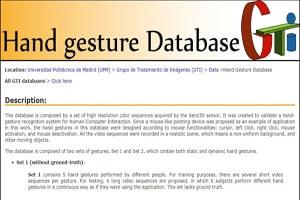hand dataset