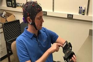 BCI درسکته ی مغزی