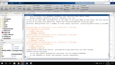 نحوه خواندن داده های فرمت gdf در متلب