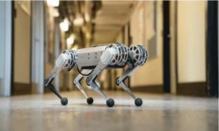 ربات شبه سگ دانشگاه MIT
