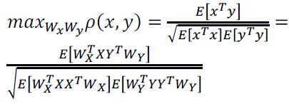 الگوریتم CCA