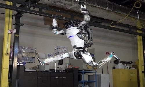 ربات انسان نمای اطلس