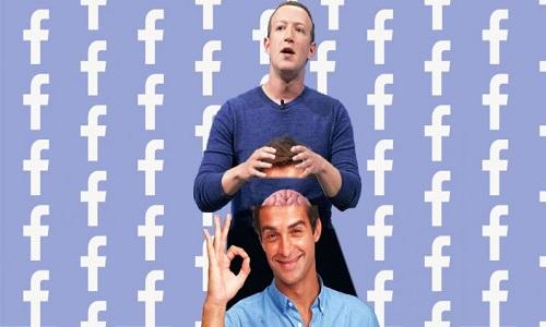 واسط مغزو کامپیوتر فیسبوک