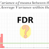 انتخاب ویژگی با نرخ تفکیک پذیر فیشر(fdr)