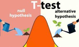 انتخاب ویژگی با ttest و مفهوم pvalue