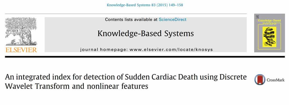 پیش بینی ایست قلبی از روی سیگنال ecg
