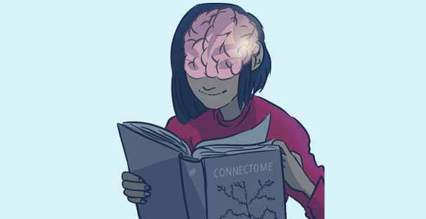 وقتی متن میخوانیم در مغز ما چه اتفاقی میافتد